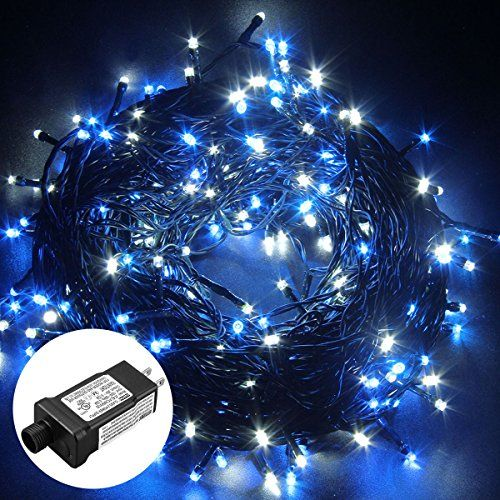 excelvan safe low voltage 250 leds 50m164ft dimmable fairy string