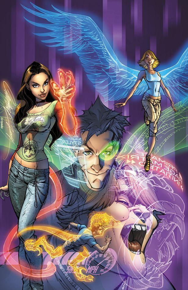 Seane S Deviantart Favourites J Scott Campbell Scott Campbell Marvel Superhero Posters