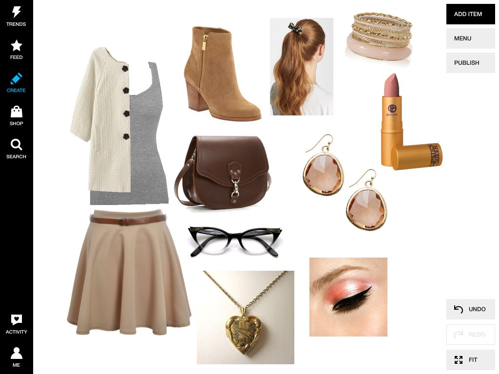 Totally cute winter/spring apparel
