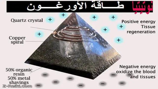 طاقة الأورغون والكهرباء الكونية اسرار طاقة الهرم Orgonite Pyramids Orgonite Pyramids