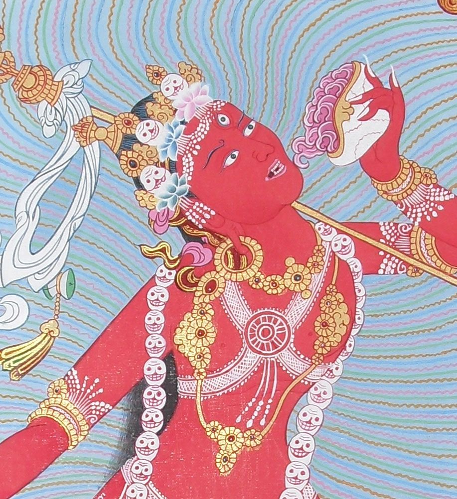 Dakini Vajrayogini Beautiful Pinterest Buddhism
