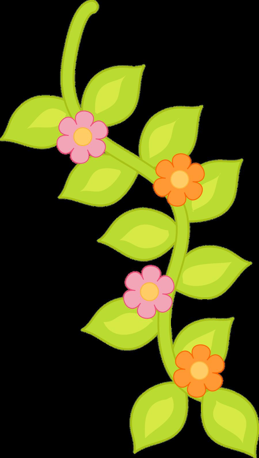 Spring Clip Art: Clip Art-Flowers/Bugs!