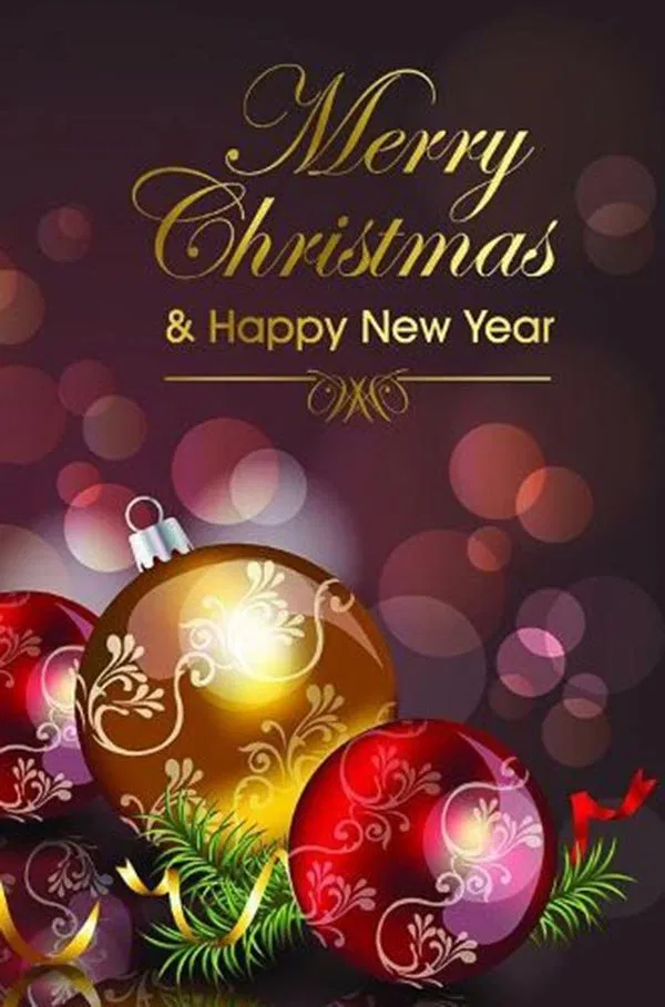 Wishing you all a very Happy Merry Christmas.