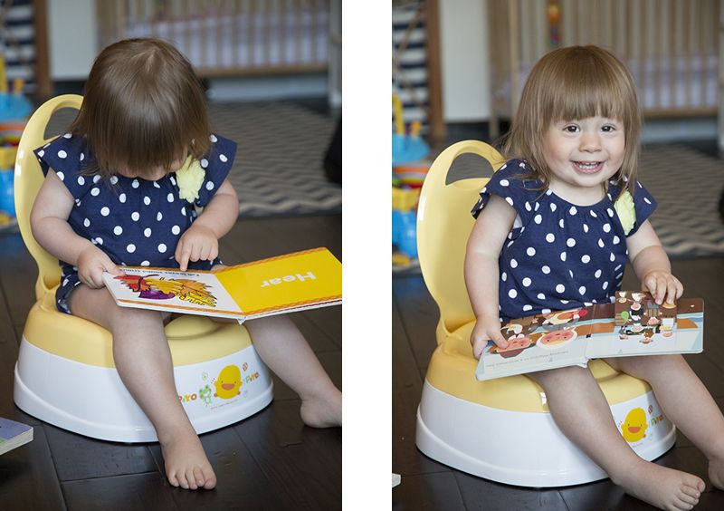 Its potty time piyo piyo potty chair review giveaway