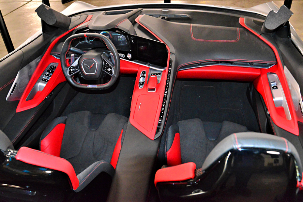 corvette interior Google Search (With images) Car