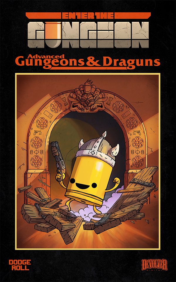 Enter The Gungeon Advanced Gungeons And Dragons Is The Next Big Update Planned By Dodge Roll Enterthegungeon Funny Games Game Art Indie Games