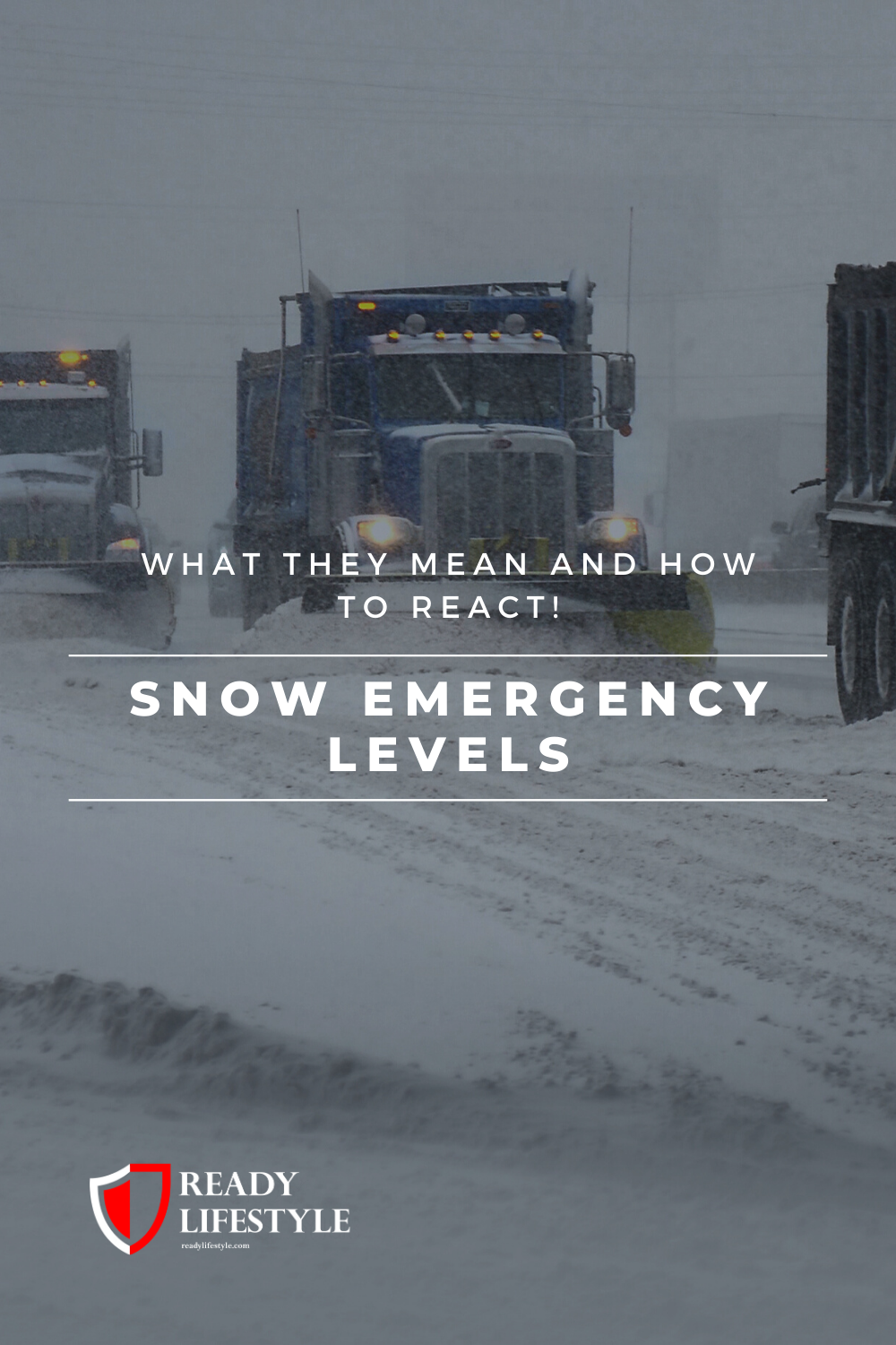 Ohio's Snow Emergency Levels What They Mean and How to