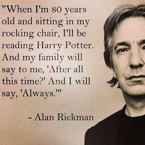 Always Love You Alan Zitate Aus Harry Potter Snape Zitate Harry Potter Zitate