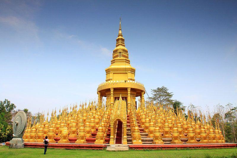 Sawang boon Temple, Saraburi, Thailand
