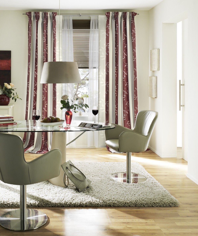fenster minerva gardinen dekostoffe vorhang wohnstoffe plissees rollos jalousien. Black Bedroom Furniture Sets. Home Design Ideas