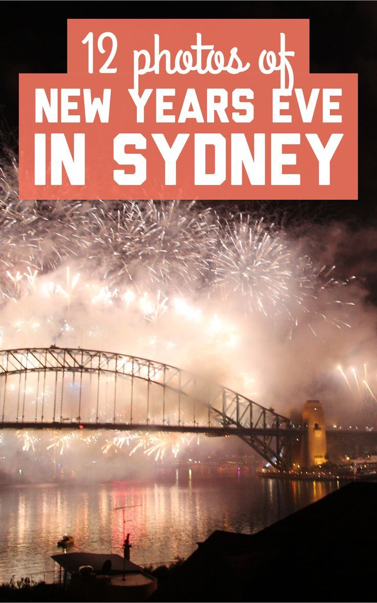 Where to see the New Year's Eve fireworks in Sydney
