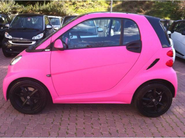 Smart Car Pink Glitter Cars Smart Car Cars Custom Cars