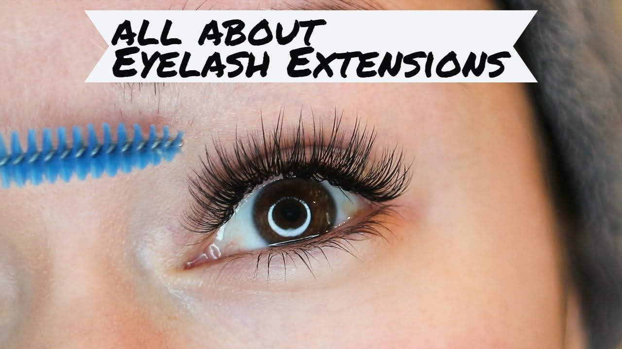 Eyelash extensions faqs price maintenance and time