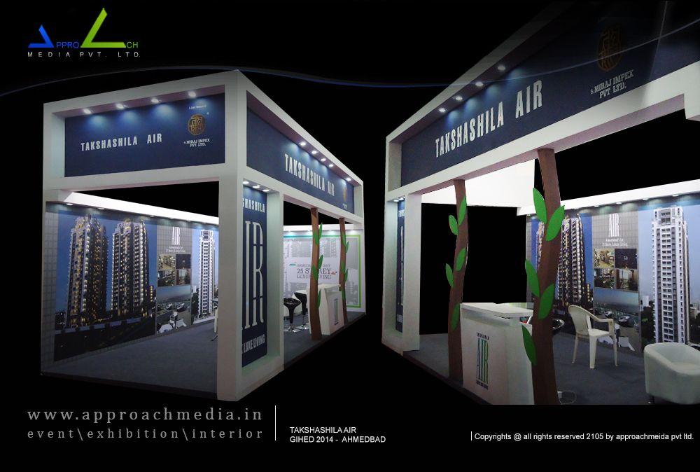 Exhibition Stand Companies : Exhibition stand design company for builder and real