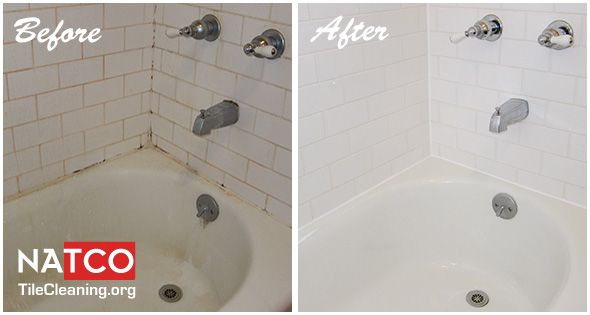 Before And After Cleaning And Recaulking A Bathtub With Images