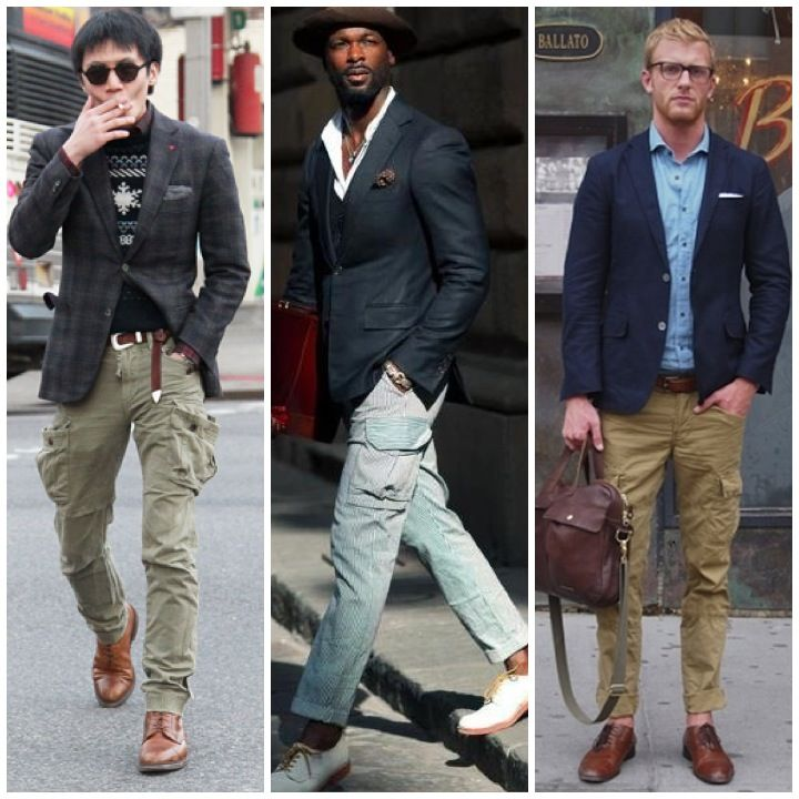 men in cargo pants | Fashion, Style, What have you... | Pinterest ...