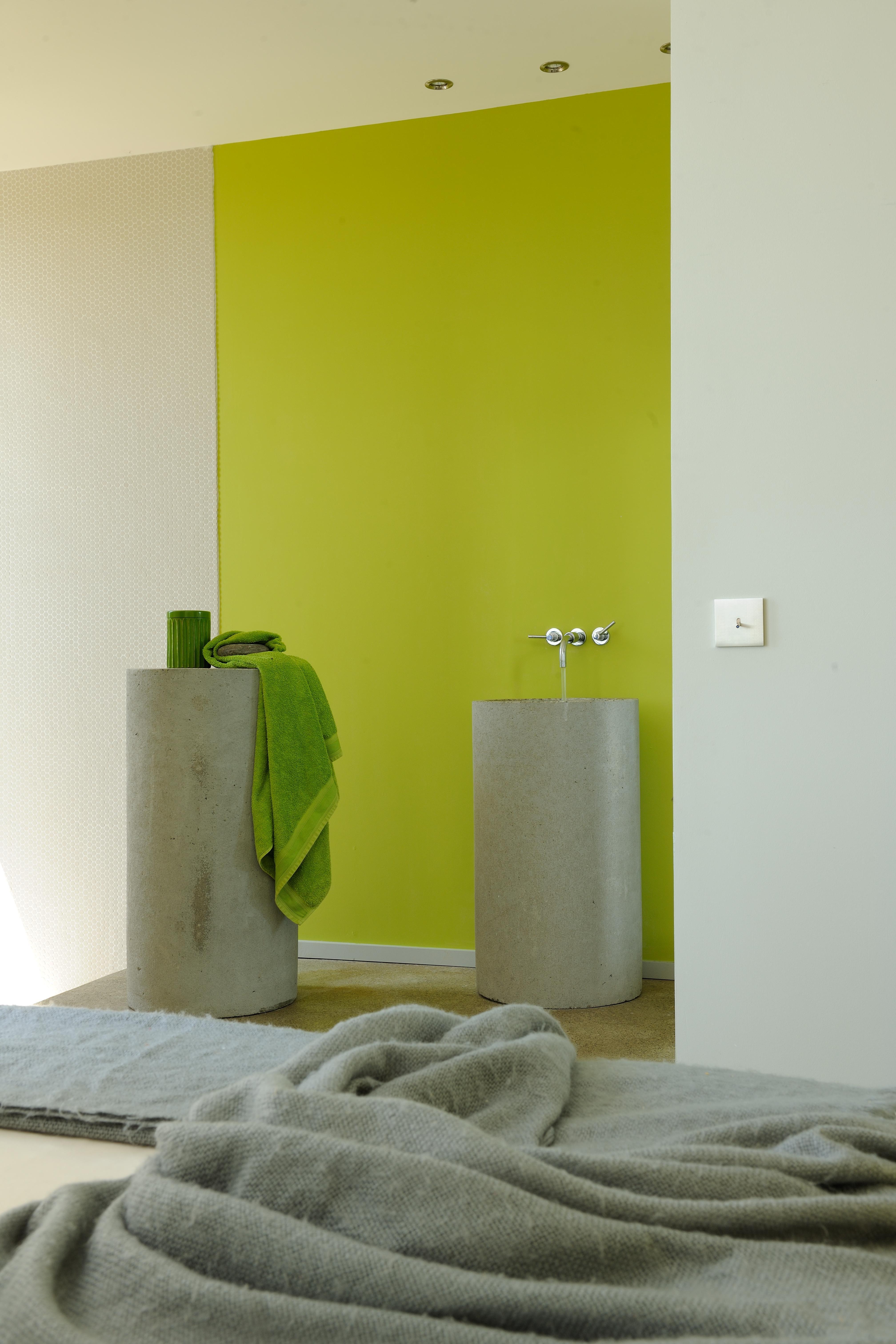 Osez Le Vert Greenery Dans Votre Déco Zolpan Peinture Vert