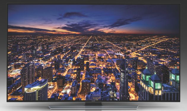 Samsung's Ultra HD TVs will stream 4K video from Amazon