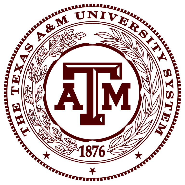 Texas A M University System Logo In 2020 Texas A M Texas A M Logo Texas