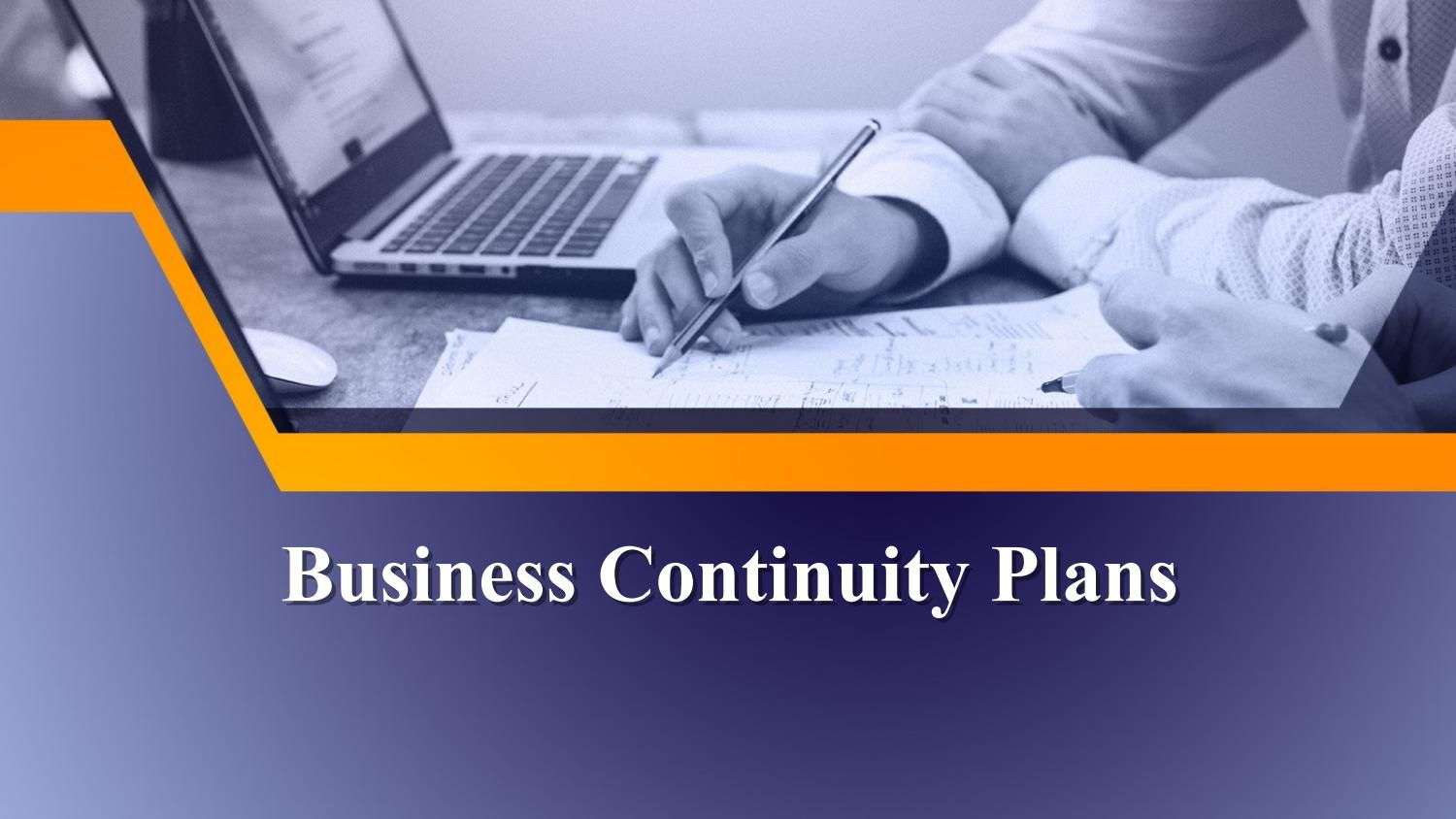 Business continuity plans (With images) Business