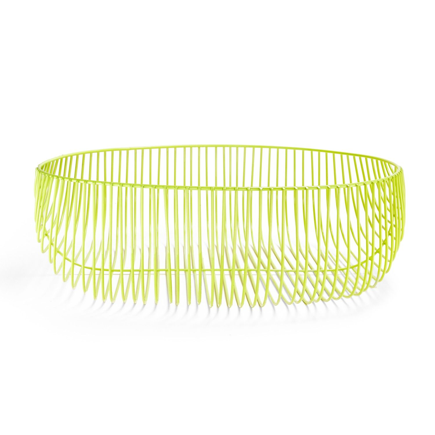 Interpreting basket-weaving techniques in bright, playful style, the ...