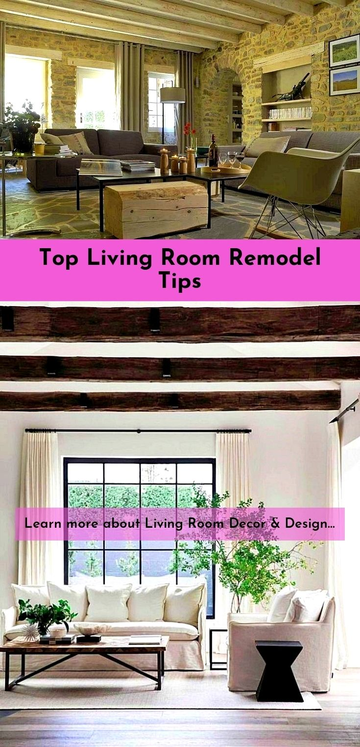 Living Room Design Hacks; Before Commencing Any Interior