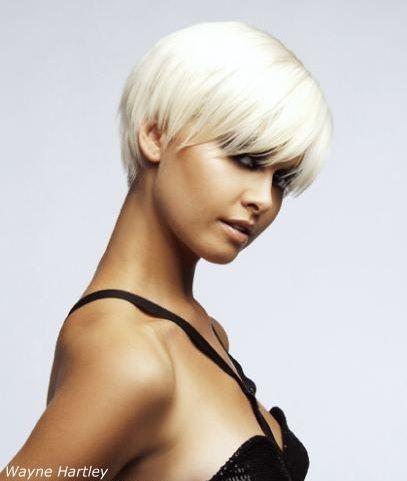 Hairstyles For Fine Limp Hair   ... Short Fine Hair   Trendy 2012 ...