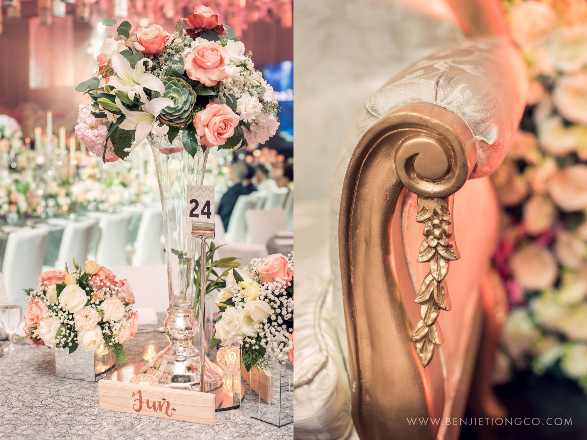 Karel Marquez And Sean Farinas Official Wedding Photos