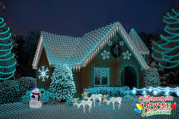 pictures of houses with christmas lights - Google Search | fun ...