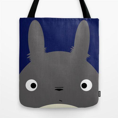 I heart Totoro :: Tote Bag