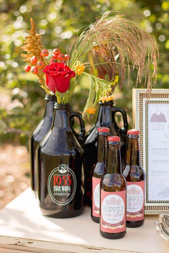 Craft Beer Weddings Wedding Ideas