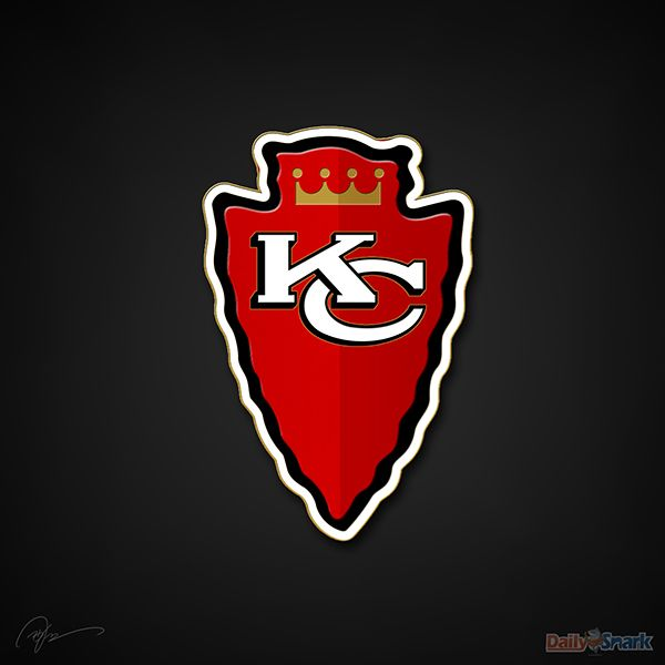 Nfl X Mlb Logo Mashup On Behance Kansas City Chiefs Football Kansas City Chiefs Logo Chiefs Logo