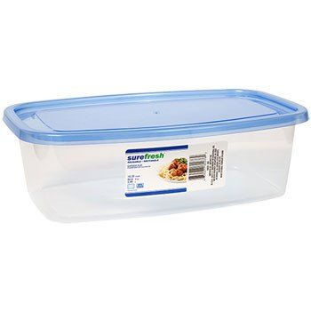 Sure Fresh Plastic Storage Container 1035 cup Capacity Food
