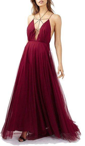 Topshop Maxi Dress
