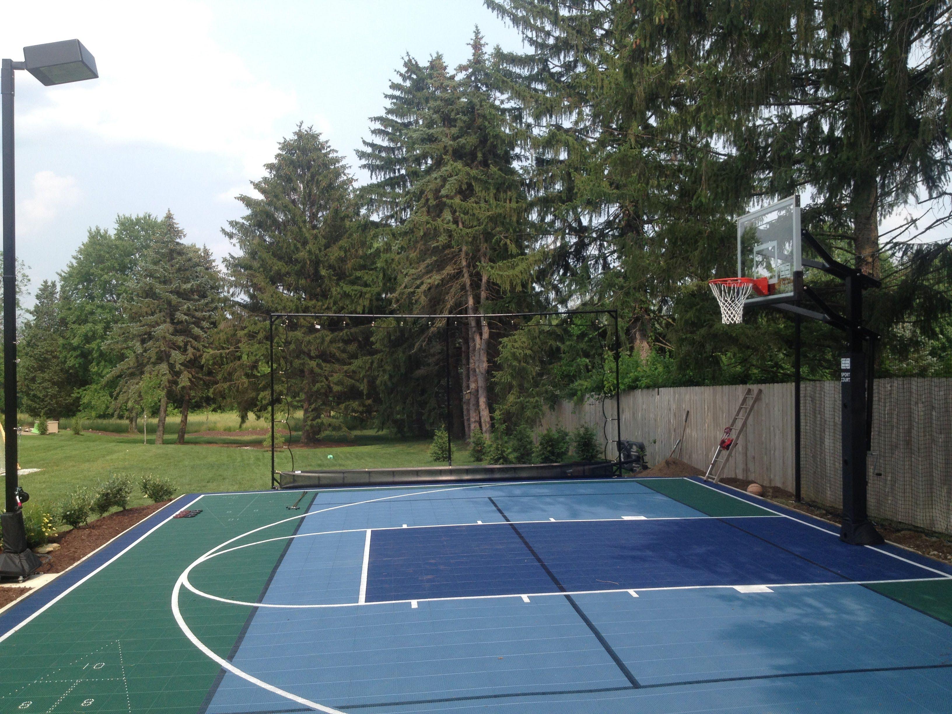 Pin by Sport Court Cincinnati on MultiSport Courts