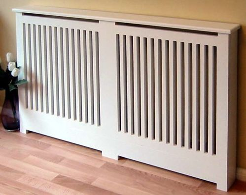 Radiator Woonkamer Meubels : Radiator cover home projects interieur zolder and