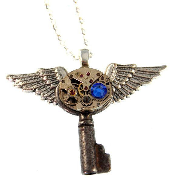 flying skeleton key