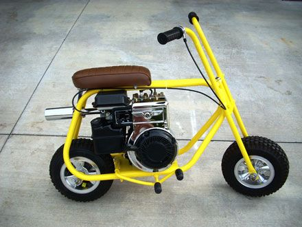1965 Taco 22 Mini Bike Mini Bike Mini Motorbike Ebike Electric Bicycle