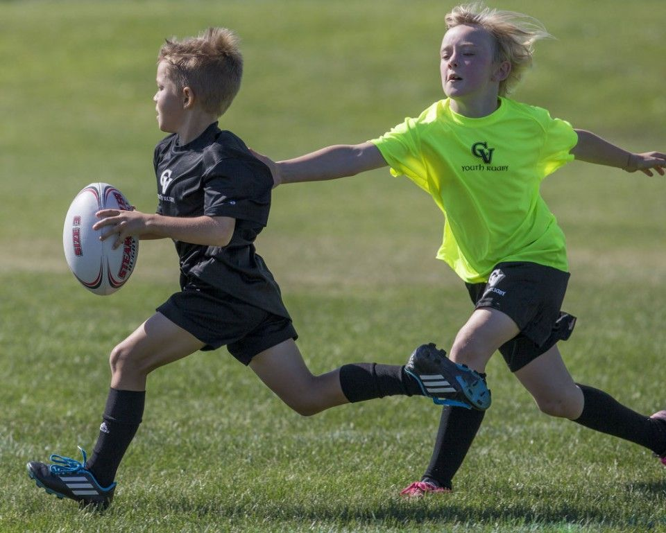 Youth Rugby League Kicks Off Season In Cumberland Valley Rugby League League Rugby