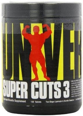Universal Nutrition Super Cuts 3, 130-Count - For Sale Check more at http://shipperscentral.com/wp/product/universal-nutrition-super-cuts-3-130-count-for-sale/