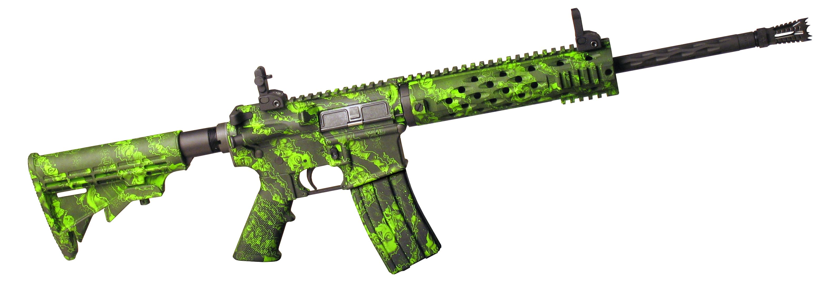 Yankee Hill Zombie Annihilator in #ReaperZ #camo | Partner Products ...