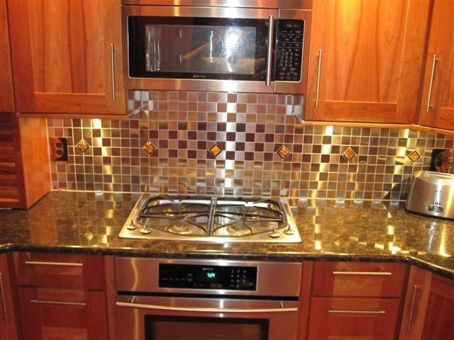 Glass Tile Backsplash | Backsplash Glass Tiles l Kitchen Backsplash Tiles | Flickr - Photo ...