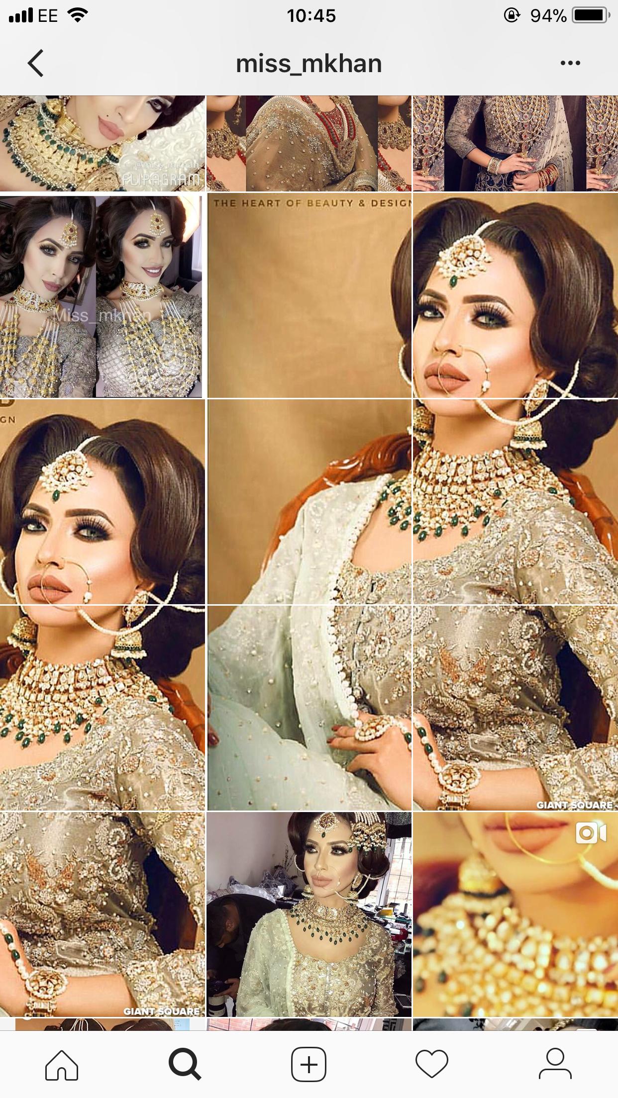 Pin by Akanksha on Jewellery Asian bridal wear, Indian