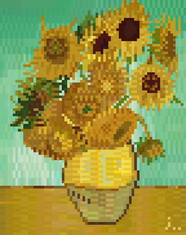 Pixel art 38(a pop-up) by jaebum joo, via Behance   Pixel ...