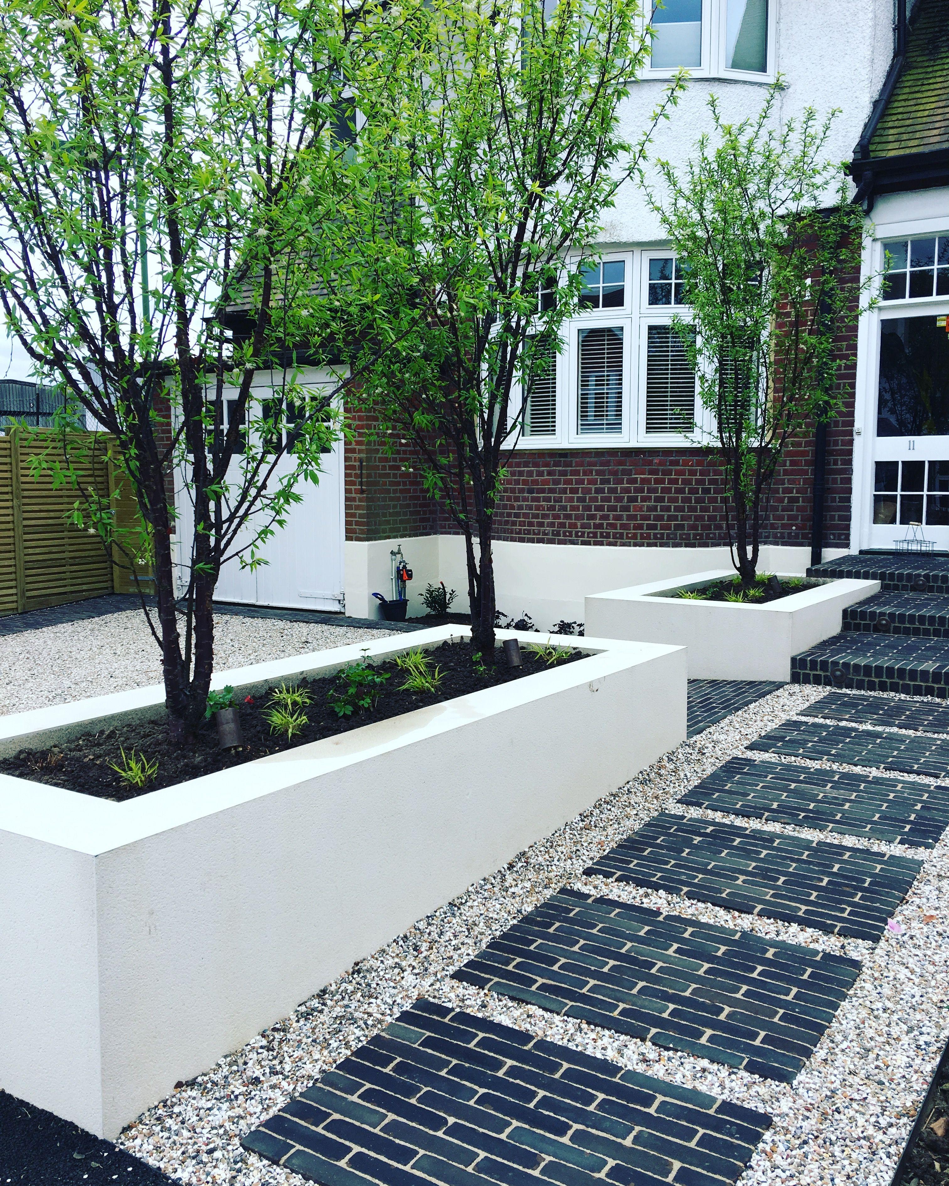 Highgate Front Garden Design