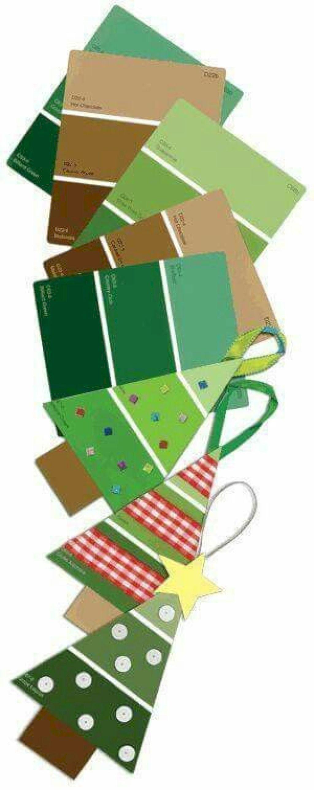 16 Adorable Christmas Craft Ideas on a Bud