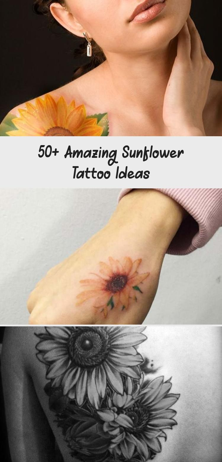 Photo of Tiny Wrist Piece: Pretty Sunflower Tattoo Design. #Daintysunflowertattoos #sunfl…