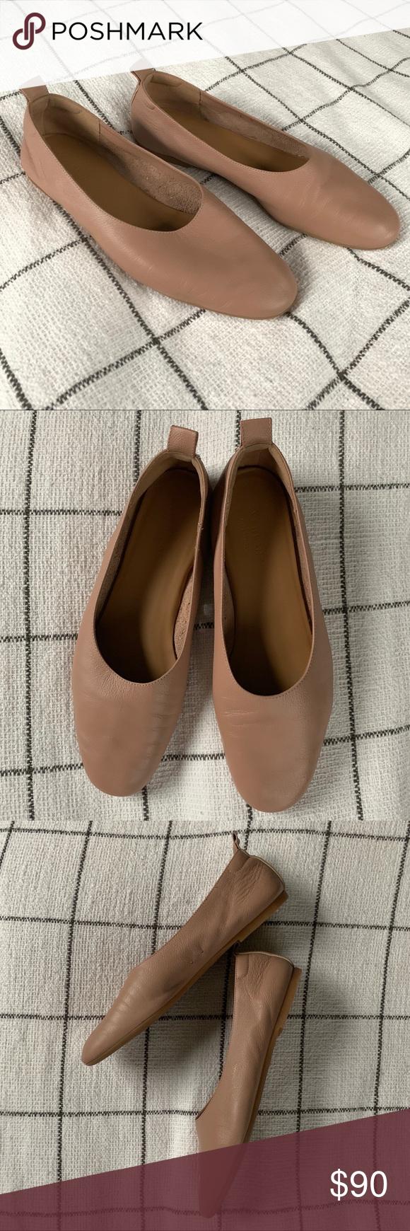 Everlane shoes, Flats