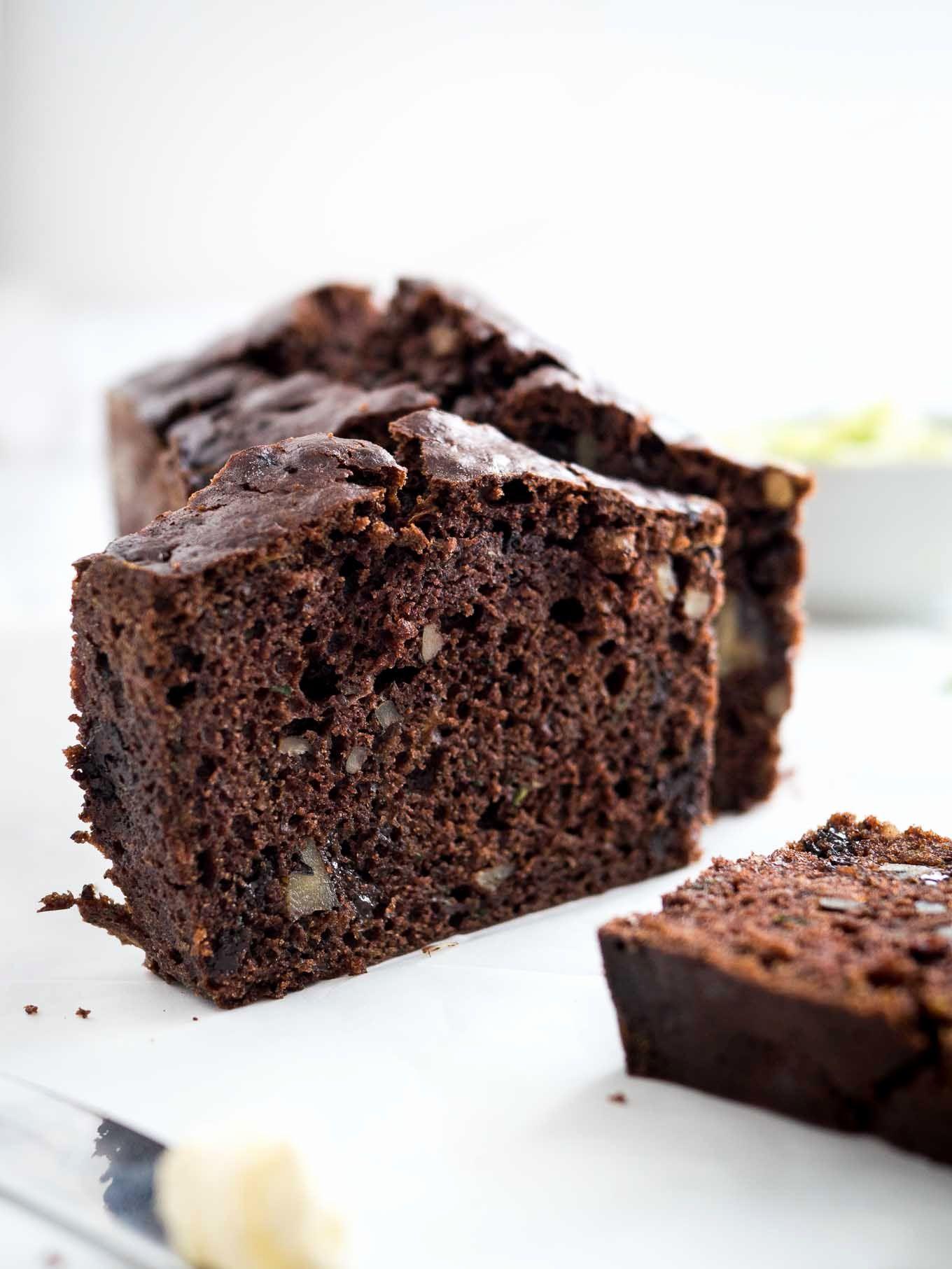 Recipe for Zucchini Bread Best Of Moist Chocolate Zucchini ...