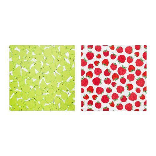 SOMMAR 2015 Placemat IKEA Beschermt het tafelblad en vermindert het lawaai van borden en bestek.